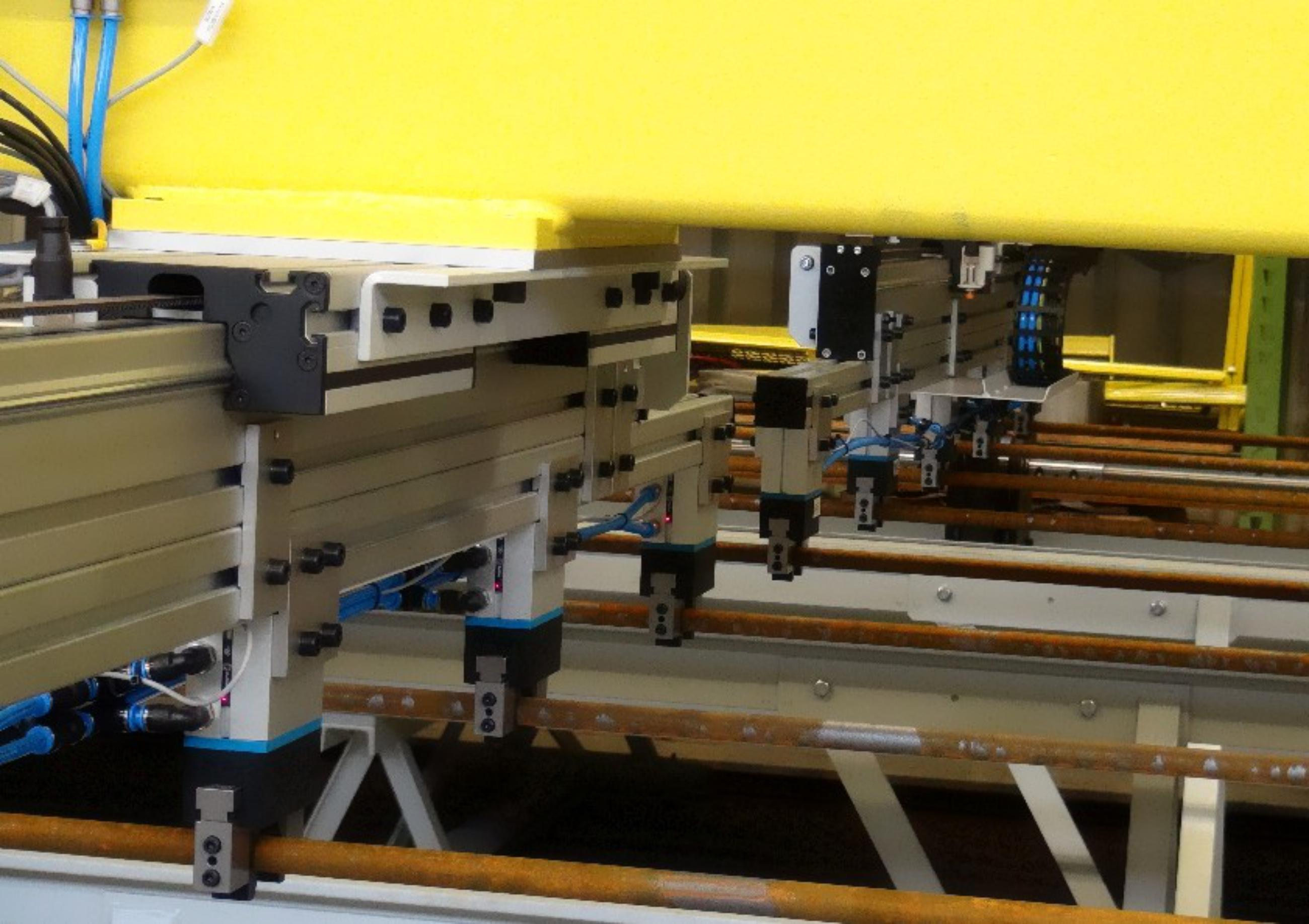 Nobag, special purpose machines, gripper