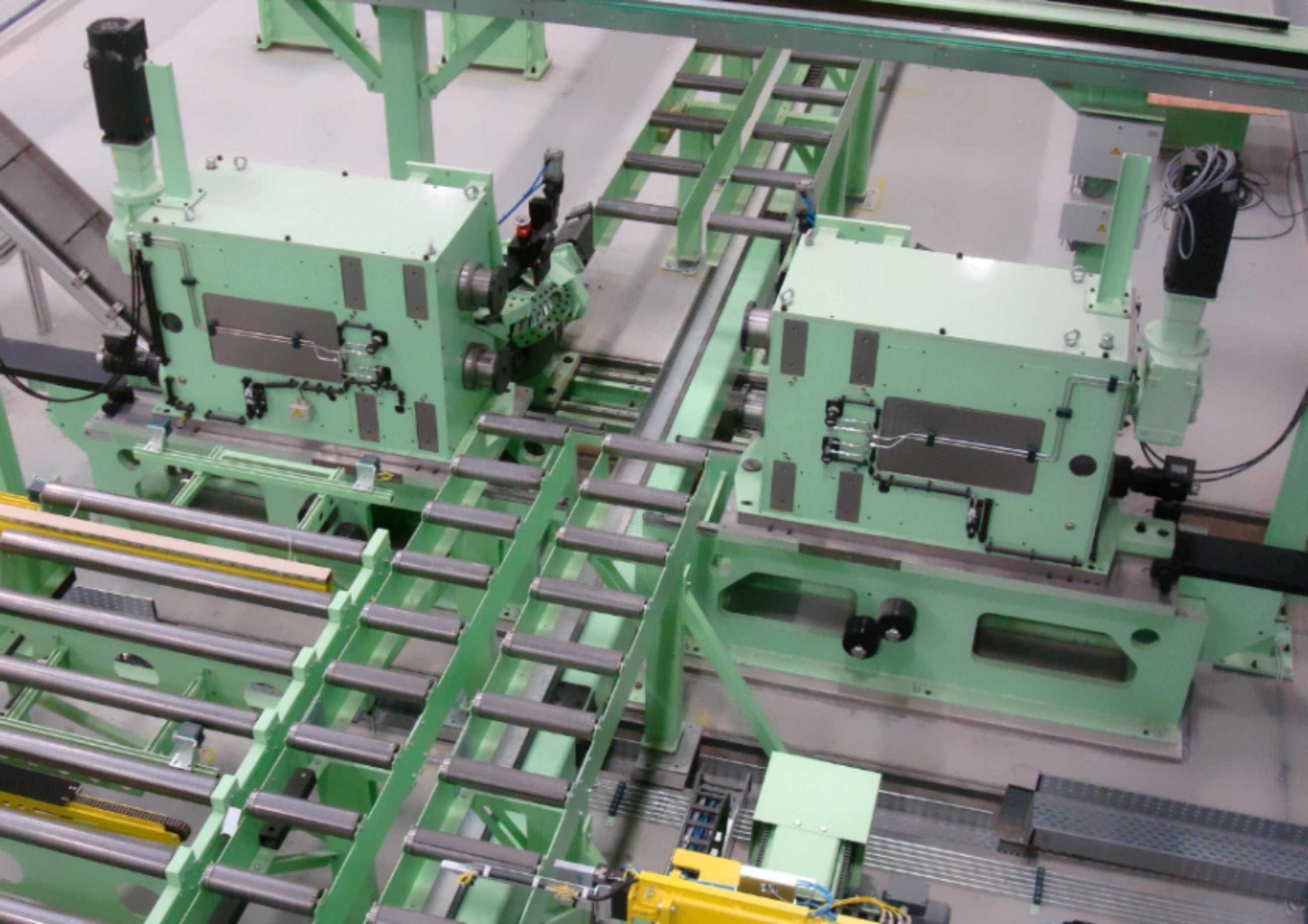 Customized Slitting Lines